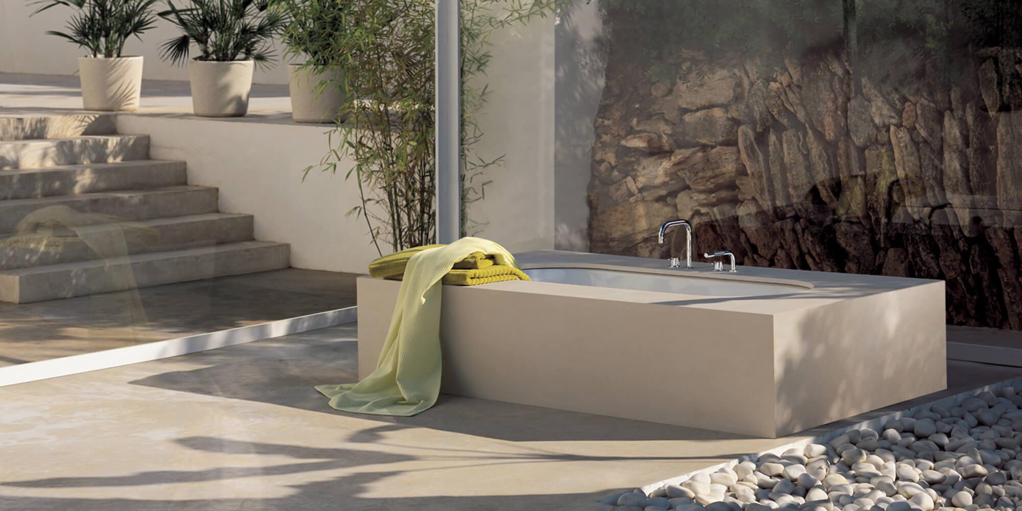 Case / BadDesign Aarhus - badeværelses indretning, barekar, trends