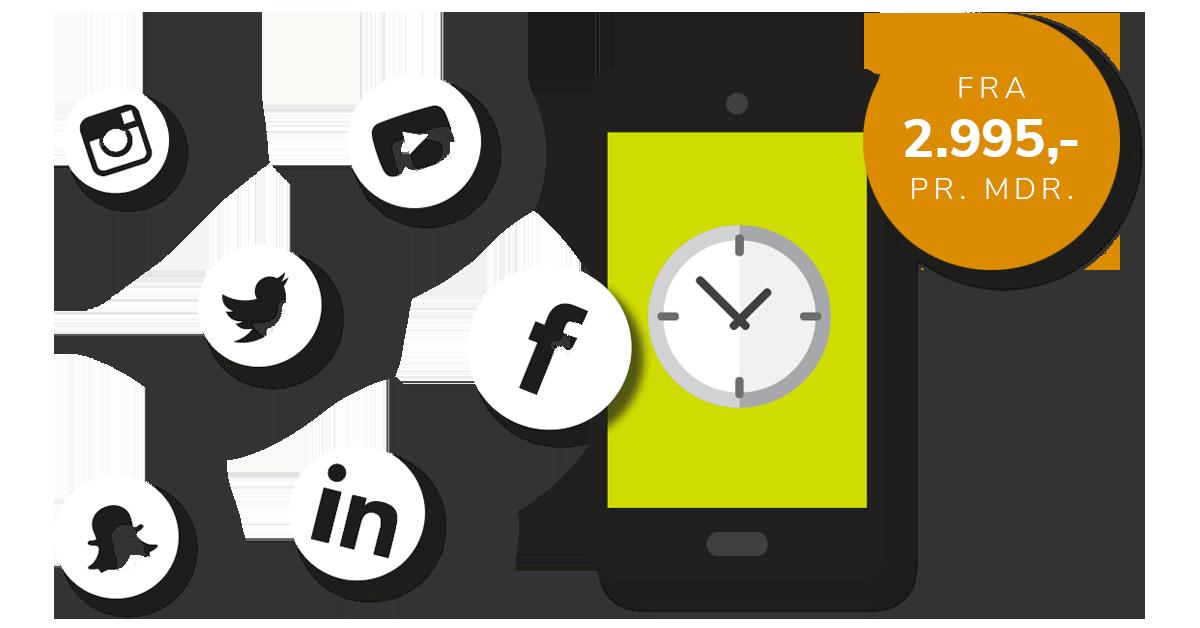 Kommunikationsbureau   Thomsen&Co   Sociale medier